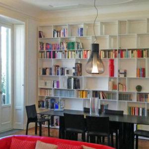 Casa classica contemporanea - Living